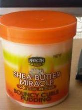 African Pride Shea Butter Moisture Intense Bouncy Curls Pudding
